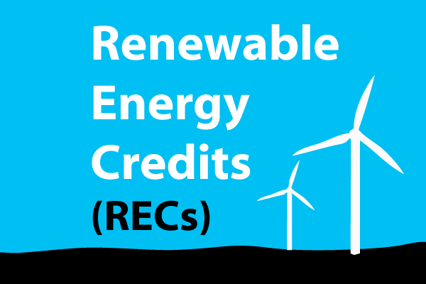 Reduce Renewable Energy Credits