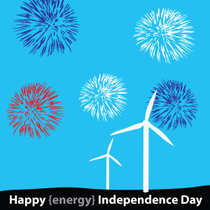 Happy Energy Independence